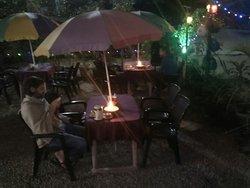 Some Evening  click of Cafe Moktan