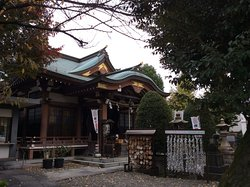 Shirahige Shrine