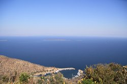 Lake Kariba from the Heights