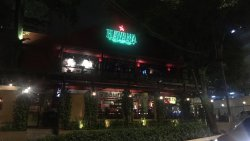 Nice place to chill with friends and have dinner and drinks