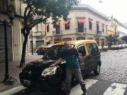 Fernando pileggi taxi Buenos Aires