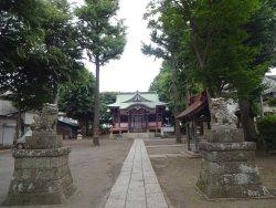 Honda Hachiman Shrine