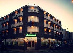 Hotel Teruel El Restaurante