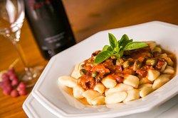 Festival Uma Viagem a Itália - Restaurante Espaço Jardim Gourmet