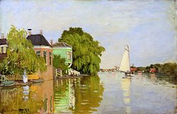 Monet in Zaandam