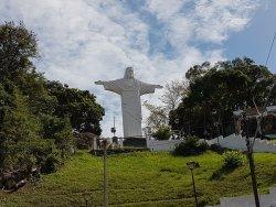 Cristo Redentor of Serra Negra