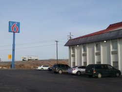 Motel 6 Moriarity