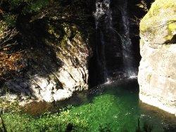 Shimai Falls