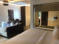 The amazing Junior Suite - Room 204