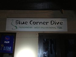 Blue Corner Dive Menjangan