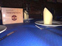 Parrilla & Grill Timanfaya