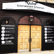Qube Escape Rooms Niagara