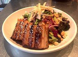 Thai Pork Belly Salad