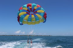Parasail The Keys