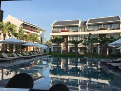 One of the best boutique resorts that I have stayed in my life and the best in Hoian