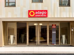 Aparthotel Adagio La Defense Courbevoie