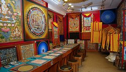 Boudha Stupa Thanka Center