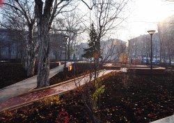 Park of Nevelskiy