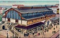 Pula's Marketplace