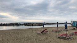 Ristorante dell'Euro Nettuno Beach