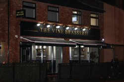 The Vine Brasserie