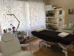 skin treatments room
