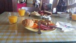 Breakfast at La Sirene