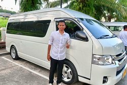 Chai Driver in Phuket