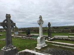 Kildownet Old Cemetery Headstones