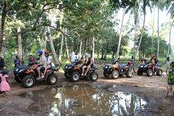 Quad Zanzibar Tour