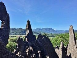 Dupag Rock Formation