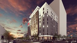 Hampton Inn & Suites Tulsa Downtown