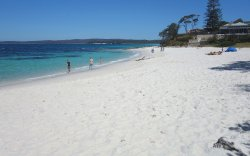 A good location to explore the Jervis Bay area