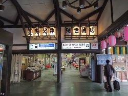 Seibu Chichibu Nakamise Street