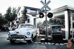 1950 American Diner