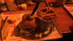Geweldige hamburgers!