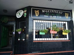 McGuinness The Irish Bar