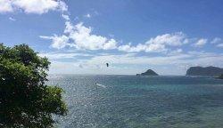 Kitesurfing heavan