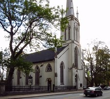St Mathew's United Churc