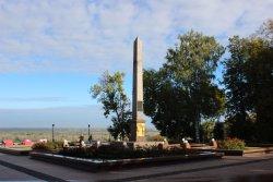 Obelisk to Minin and Pozharskiy