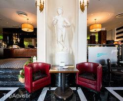 Restaurant Borsalino at the Angleterre Hotel
