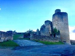 Chateau de St Germain de Confolens