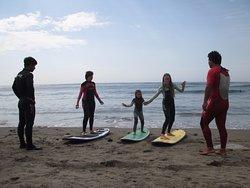 Urcia Surf School