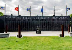 Soldiers Field Veterans Memorial