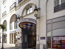 Hotel Nantes Centre Passage Pommeraye