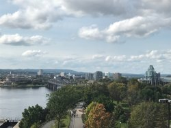 Weekend in Ottawa