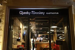 Cheeky Monkey Gastropub Valletta