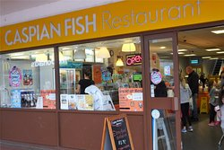 Caspian Fish Restaurant