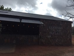 Lekhalo Safaris Zipline