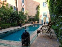 Little oasis/hotel in Taroudant